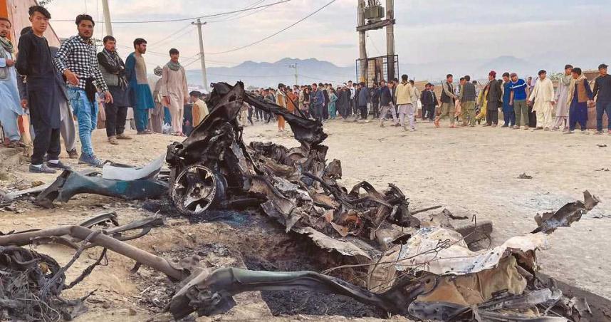 汽車炸彈、火箭筒炸學校 阿富汗高中爆炸案至少68死⋯塔里班出面譴責