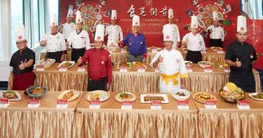 台南美食節11月開跑!總舖師復刻限定版桌筵 一次推36道經典辦桌菜