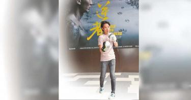 紀錄黃育仁七年格鬥人生 陳文良《逆者》挑戰極限