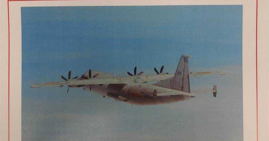 今2架運8共機進入我西南空域 遭防空飛彈追蹤監控