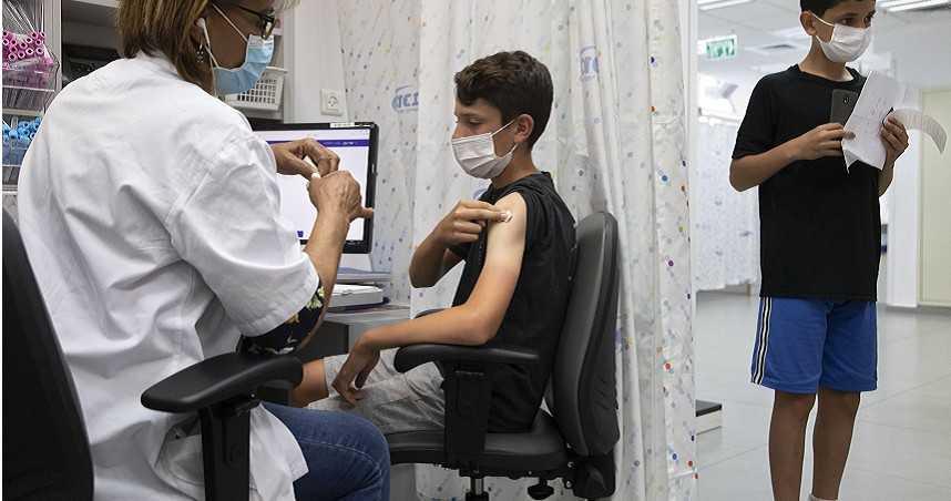 接種2劑也擋不住?以色列爆校園群聚44人染Delta病毒 美流行率14天翻1倍