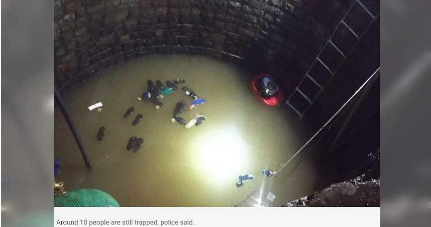 14歲少年取水掉落9公尺深井 「30救難員」也跌落釀3死