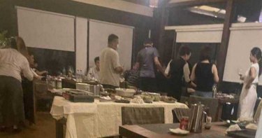 牡丹灣Villa承認「借餐廳給熟客」 屏縣府先罰6萬元