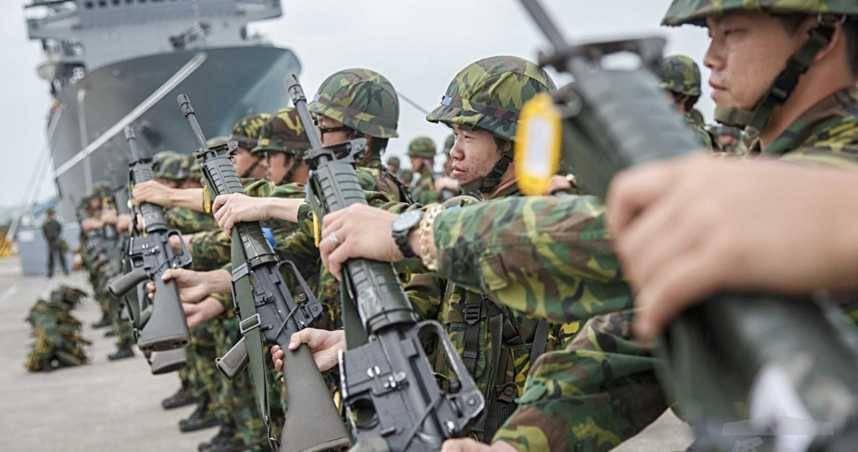國防部9月恢復部分教育召集 共21梯次1060員!不用參加漢光