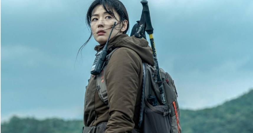 全智賢首度挑戰懸疑劇 《智異山》定檔10月全球首播