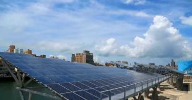 13家再生能源機構 轉供逾1億度綠電交易