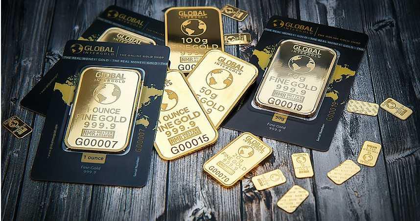 黃金創10年最佳年漲幅 2020上半年漲近25%