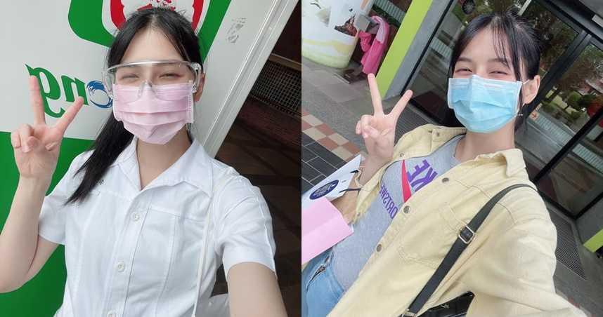 「最美魚販」劉心語1日起受訓!喊話前線醫護:再撐一下我們來了