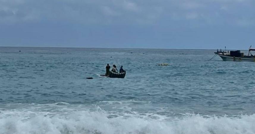 花蓮崇德外海夫妻溺水亡 漁民驚訝:2人竟能同時被發現