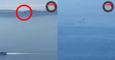 又見鋼鐵人!穿噴射背包「3000英呎高空」飛行…嚇壞飛行員