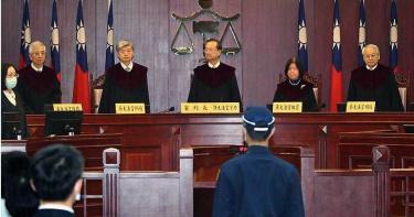 性侵犯「無限期強制治療」部分違憲 大法官:犯人應有停止治療權利