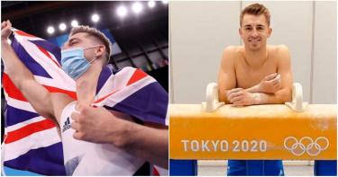 打敗李智凱奪金!英國選手超狂 這是他第6面奧運獎牌