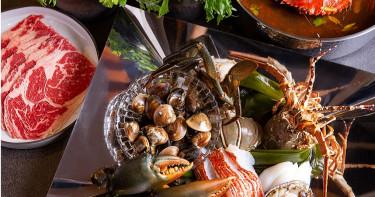 海鮮火鍋好澎湃! 蟹王盛宴海陸鍋、馬祖現撈淡菜鍋、橫衝直撞豆花蟹 你想吃哪一道?