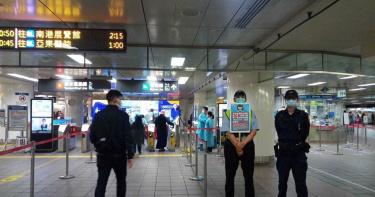 30歲女乘客未戴口罩強行搭乘 北捷:依法開罰3000至15000元