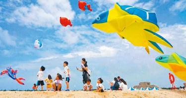 新竹風箏捲童驚悚有陰影 澎湖風箏節如臨大敵