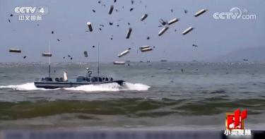 美國安顧問再提「豪豬論」 稱台灣非常難兩棲登陸