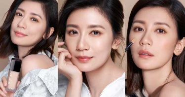 賈靜雯成為首位台灣迪奧彩妝大使,更爆料用這底妝沒媽味!