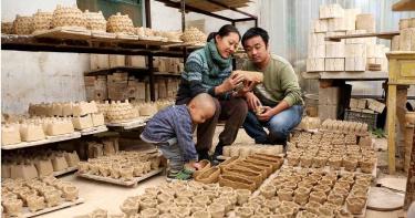 農村也有網路!北漂青年紛返家 賣粉筆臘肉菌菇拚成電商大王