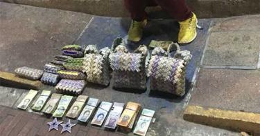 通膨率200000% 委內瑞拉人只能把鈔票拿來折紙做工藝品販售