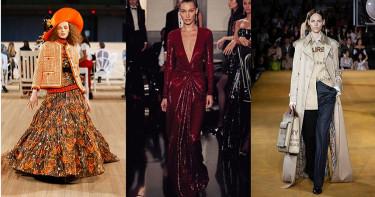 Longchamp 迷你包、學院風 紐約倫敦時裝周5大看點請筆記