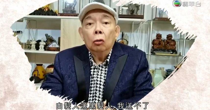 吳孟達病逝!《少林足球》大師兄含淚:白髮送黑髮,我送不了 74歲老態曝光