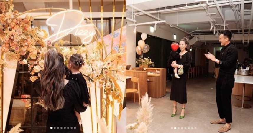 蔡詩芸35歲生日!王陽明偷偷策畫「盛大派對」友人笑:像參加婚禮