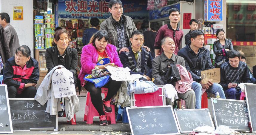 勞動人口老化!東北40歲打工仔滿街跑 陸研擬延後退休年齡