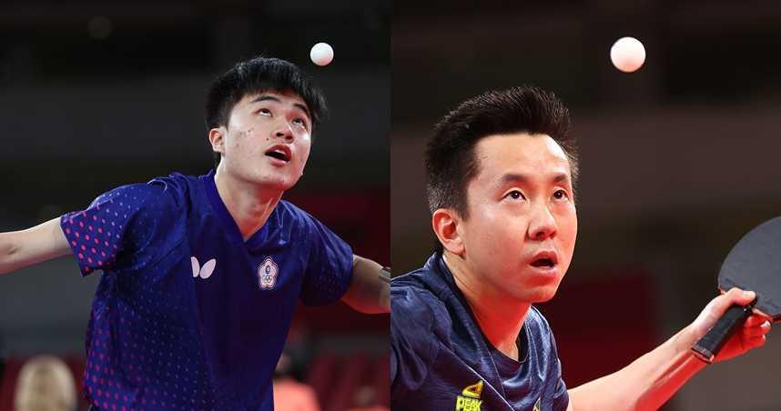 晉級桌球男單8強!林昀儒完勝巴西古斯塔夫·坪井