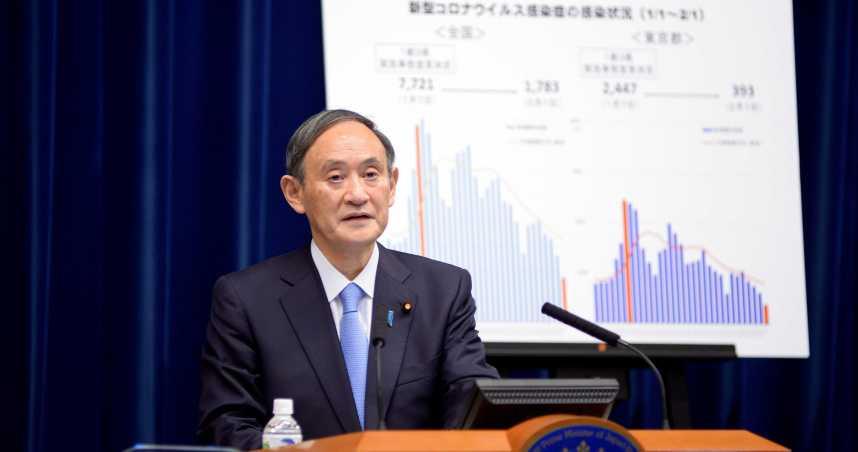 影響黃金週!日本將宣布「第三次緊急事態宣言」:東京、京都、大阪、兵庫
