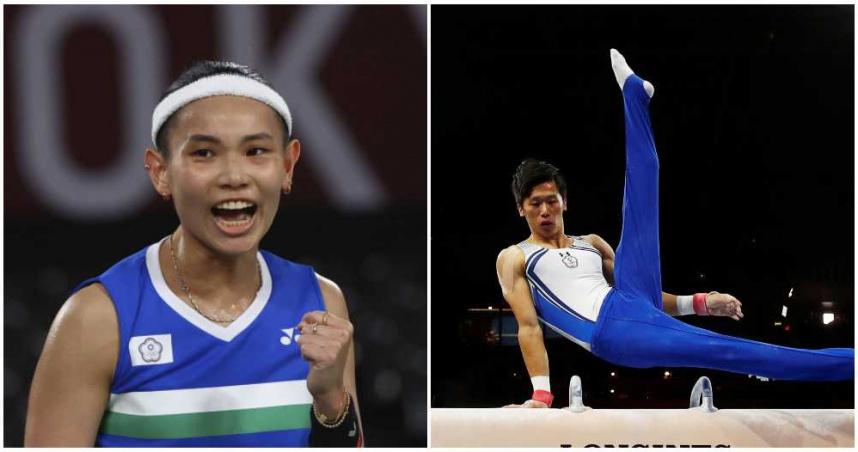 中華隊10選手今日賽程一次看 戴資穎、李智凱拼金牌