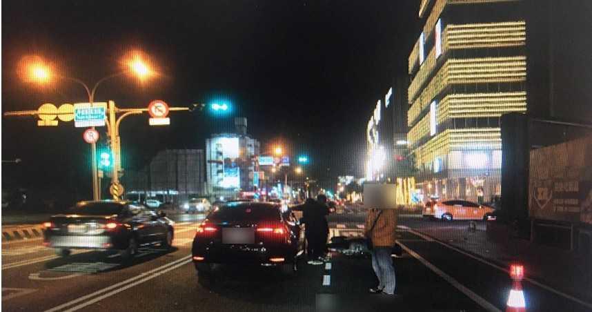 台南警又爆酒駕! 警員和友餐敘酒後騎車撞汽車遭記一大過
