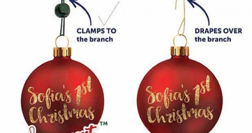不願聖誕樹上裝飾掉落 美國男童發明神奇掛繩大賺700萬