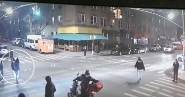 紐約中式餐館發生搶案 男子見義勇為反遭刺死