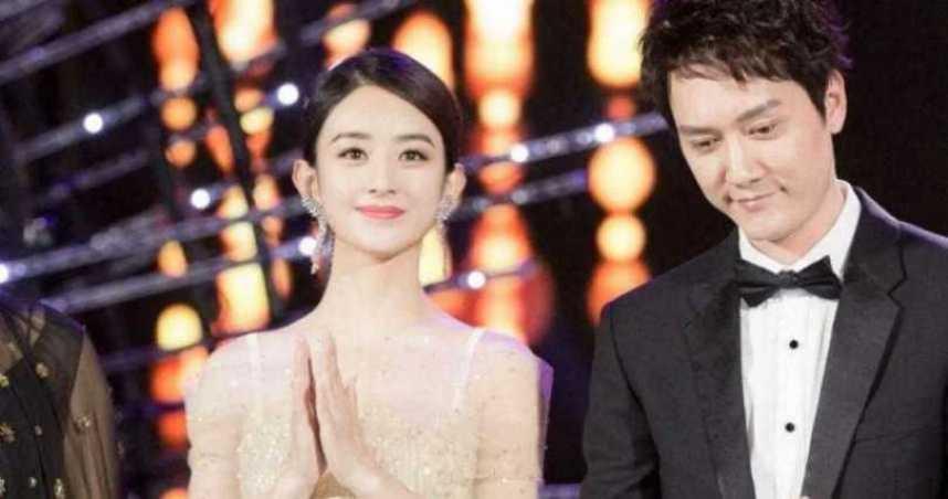趙麗穎、馮紹峰宣布離婚! 共同撫養孩子:過去很好,願未來更好