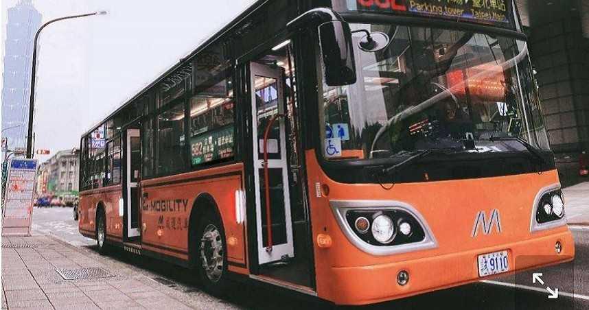 雙北582線公車率先升級抗疫電動公車 國光客運布署30部車輛跑4路線