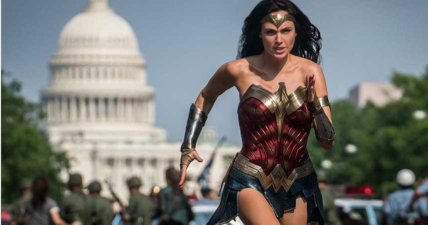 《神力女超人1984》結合力與美 感人呈現亞馬遜賽事