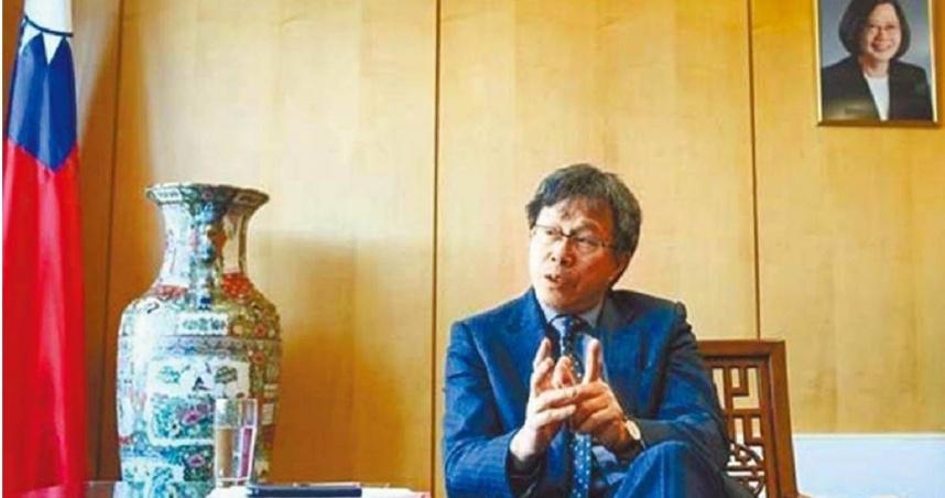 謝志偉引接力賽暗酸在野黨 江啟臣指蔡政府才是接力賽障礙