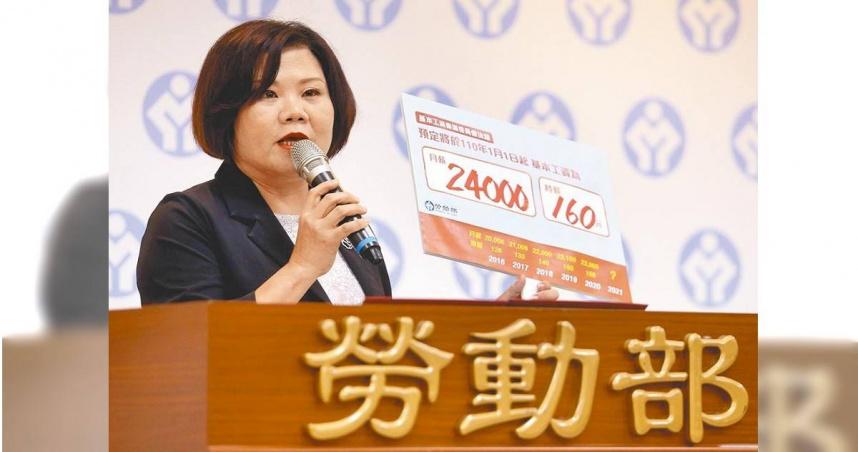 基本工資今審議 劉建國蔣萬安喊話加速《最低工資法》立法