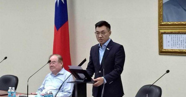 出席美台國防工業會議 江啟臣將發表演說