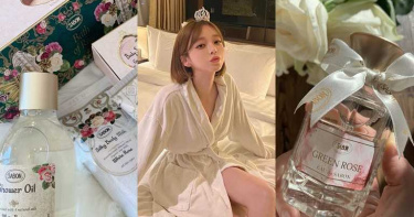 什麼叫做仙女的味道?SABON推超浪漫白玫瑰香味 讓妳洗完澡直接變身最幸福少女
