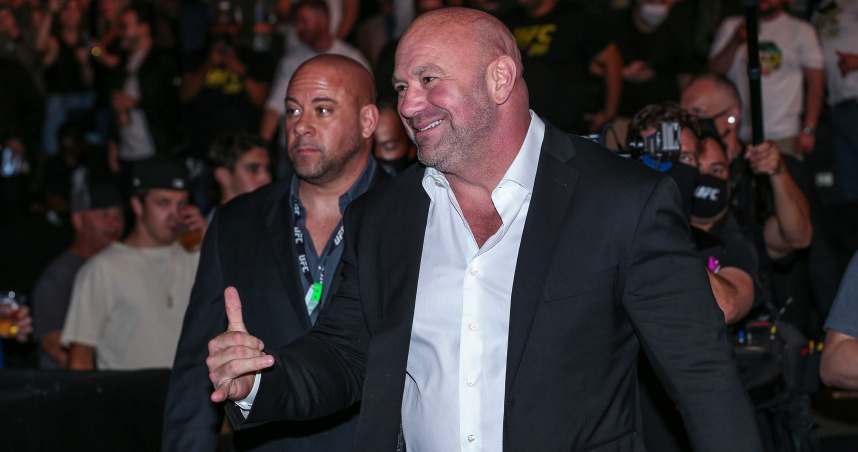 格鬥賽事也搞潛規則 UFC前選手爆料主席與多名女選手有染