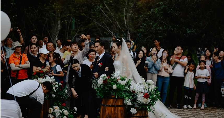 聘禮太多不堪負荷!準新郎婚禮前提分手 懷孕5月準新娘怒索賠1百萬