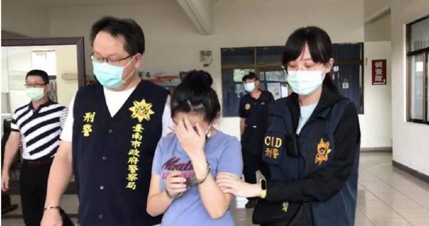 被拖把打到死 台南4歲女童相驗「全身瘀青、口鼻出血」