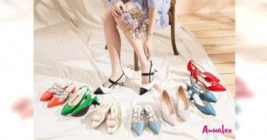 【美鞋情報】專寵女性!台灣製專櫃好鞋 Annalee