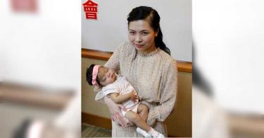 排除萬難!越南女主播捐肝救女 手術後相見瞬間淚崩