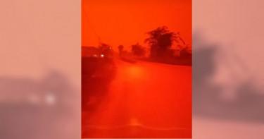 連呼吸都會痛!印尼森林野火燒成「紅色世界」
