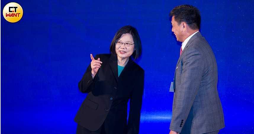 亞洲自由民主聯盟開幕致詞 蔡英文讚揚哽圖打擊假訊息有成