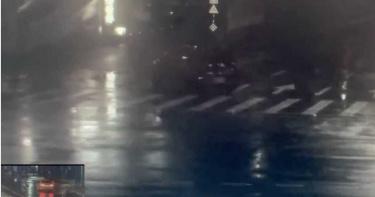 男駕駛休旅車自撞匝道口 頭部重創送醫搶救不治