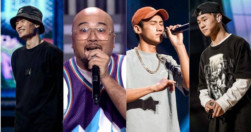 《大嘻哈》復播持續發燒 選手增粉網路流量突破2300萬