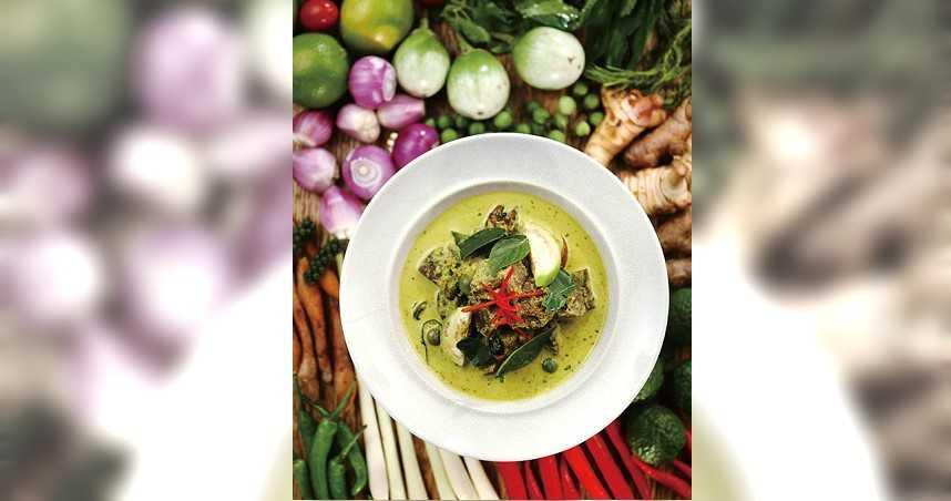 【復刻記憶中的媽媽味1】Baan Taipei 泰式料理原味上桌